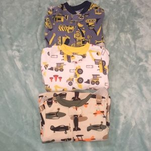 Carters boys 2t pj set